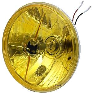 【即納】 800-8419 マーシャル MARCHAL ヘッドライト 722/702 スタールクス マルチリフ 180φ 4輪用 汎用 黄 JP店|hirochi