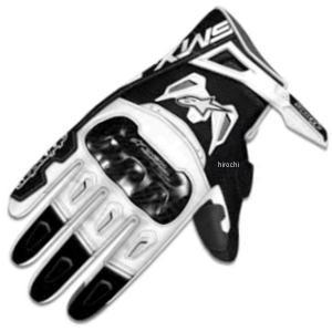 8021506612209 アルパインスターズ Alpinestars 春夏モデル グローブ SMX-2 AIR CARBON 黒/白 Lサイズ JP店|hirochi