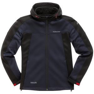 8033637126722 アルパインスターズ Alpinestars 2018年秋冬モデル ジャケット STRATIFIED ネイビー/黒 Mサイズ JP店|hirochi