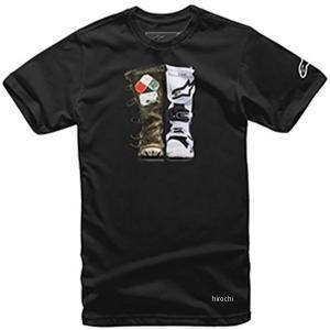 8033637708409 アルパインスターズ 2019年春夏モデル Tシャツ ROOTS TEE 10 黒 Lサイズ JP店|hirochi