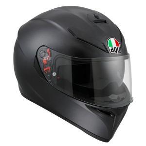 030194MF002-S エージーブイ AGV  フルフェイスヘルメット K-3SV MPLK マットブラック Sサイズ JP店|hirochi