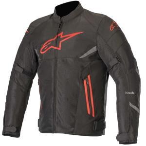 8059175010231 アルパインスターズ 2019年春夏モデル ジャケット AXEL AIR 13 黒/赤 2XLサイズ JP店|hirochi