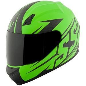 871406 スピードアンドストレングス フルフェイスヘルメット SS700 ハンマーダウン 緑(つや消し) SM (55cm-56cm) JP店|hirochi