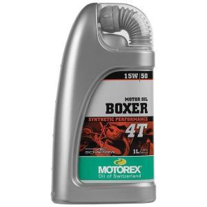 【USA在庫あり】 980164 モトレックス MOTOREX 化学合成 4st エンジンオイル BMW Boxer 15W50 1リットル JP店|hirochi