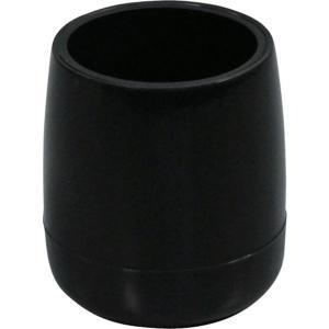 【メーカー在庫あり】 BE-8-242 BE8242  (株)光 光 イス脚キャップ パイプ用 黒丸24 JP店 hirochi