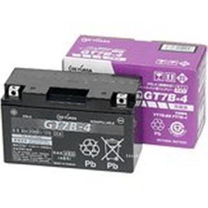 【メーカー在庫あり】 GT7B-4-GY-C-ZZ1 GT7B-4 GSユアサ MFバッテリー 制御弁型 12V (液入充電済) JP店|hirochi