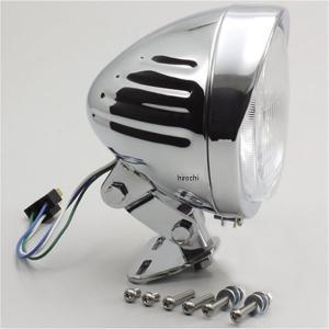 【メーカー在庫あり】 HA5641-01 ハリケーン アメリカン系 ヘッドライトキット ハイパワースリットヘッドライト ・スティード400/600 / JP店 hirochi