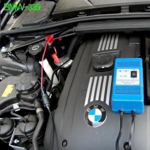 【即納】 HR10B-01 ヒロチー商事 日本製 バッテリー充電器 ワニ口クリップ付き 原付 - 大型車 JP店|hirochi|03