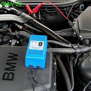 【即納】 HR10B-01 ヒロチー商事 日本製 バッテリー充電器 ワニ口クリップ付き 原付 - 大型車 JP店|hirochi|04