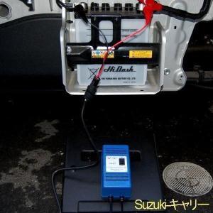 【即納】 HR10B-01 ヒロチー商事 日本製 バッテリー充電器 ワニ口クリップ付き 原付 - 大型車 JP店|hirochi|05