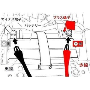 【即納】 HR10B-01 ヒロチー商事 日本製 バッテリー充電器 ワニ口クリップ付き 原付 - 大型車 JP店|hirochi|06