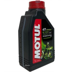 【即納】 MOT48 モチュール MOTUL 5100 半化学合成 4スト エンジンオイル 15W50 1クォート(946ml) JP店|hirochi