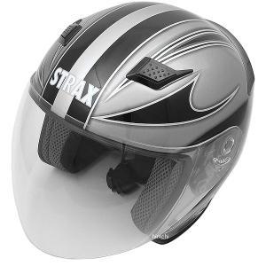 【メーカー在庫あり】 SJ-9 リード工業 ヘルメット ストラックス シルバー LLサイズ (61cm-62cm)|hirochi