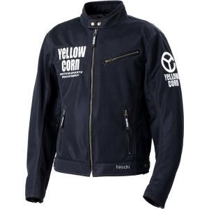 YB-0120 イエローコーン YeLLOW CORN 2020年春夏モデル ライトメッシュジャケット 黒 3Lサイズ JP店|hirochi