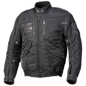 YB-0300 イエローコーン YeLLOW CORN 2020年秋冬モデル ウィンタージャケット 黒/ガンメタル 3LWサイズ JP店|hirochi