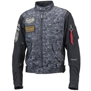 YB-9103 イエローコーン YeLLOW CORN 2019年春夏モデル コンビメッシュジャケット ブラックカモ LLサイズ JP店|hirochi