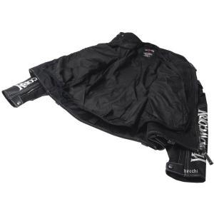 【即納】 YB-9109 イエローコーン YeLLOW CORN 2019年春夏モデル メッシュジャケット 黒/アイボリー Lサイズ JP店|hirochi|03
