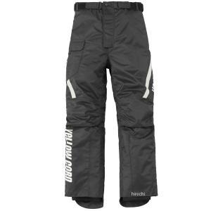 YP-8330 イエローコーン YeLLOW CORN 2019年秋冬モデル パンツ 黒/アイボリー Mサイズ JP店|hirochi