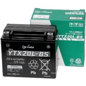 YTX20L-BS-GY-C YTX20L-BS GSユアサ MFバッテリー 制御弁型 12V (液入充電済) JP店|hirochi