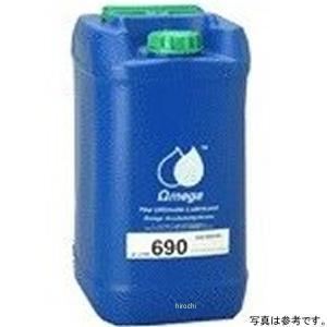 ZOM-690-75W90/2 キジマ オメガ ギア 690 75W90 20リットル JP店|hirochi