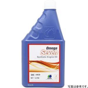 ZOM-SEV-5W20/1 オメガ OMEGA エンジンオイル 4T セブン SEVEN SAE5W20 1L JP店|hirochi