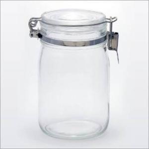 【コーヒー器具】HIROCOFFEE◆セラーメイト 密封保存ビン 1リットル|hirocoffee-shop