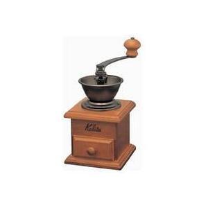 【コーヒー器具】HIROCOFFEE◆Kalita[カリタ]手挽きコーヒーミル ミニミル|hirocoffee-shop