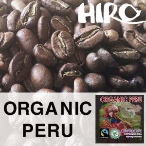 自家焙煎 コーヒー豆 オーガニック ペルー スペシャルティ 100g シングルオリジン|hirocoffee-shop