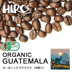 自家焙煎 コーヒー豆 オーガニック グァテマラ セイラン 農園 100g スペシャルティ コーヒー  シングルオリジン|hirocoffee-shop