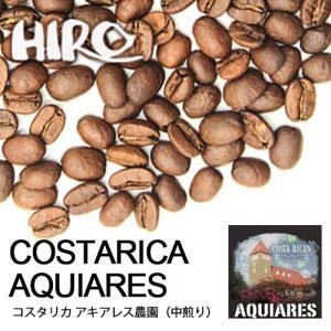 レインフォレスト認証コーヒー 豆【コスタリカ スペシャルティ アキアレス農園 】100g 中煎り スペシャルティ コーヒー hirocoffee-shop
