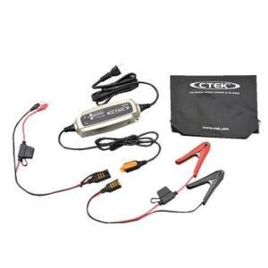 CTEK バッテリー 小型メンテナンス用充電器 XS0.8 24時間接続 OK!  (オートバイ〜軽自動車用)|hirohataautoparts
