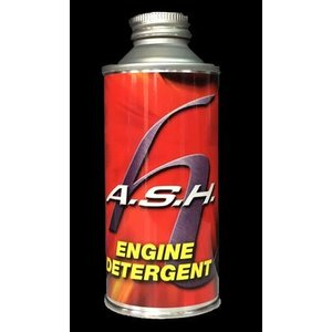ASH(アッシュ) ENGINE DETERGENT 燃焼系クリーナー ガソリン添加剤 カーボン除去|hirohataautoparts