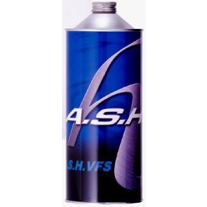 A.S.H (アッシュ) VFS 10w-30 1L缶  ノーポリマー エンジンオイル|hirohataautoparts