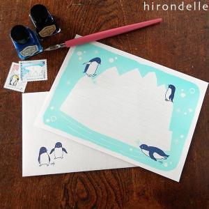 ペンギン レターセット|hirondelle