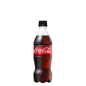 【ケース単位販売】  コカ・コーラならではのおいしさ はじける炭酸の刺激 ゼロシュガー(糖類ゼロ)、...