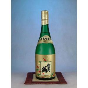賀茂鶴酒造 賀茂鶴 純米吟醸酒720ml