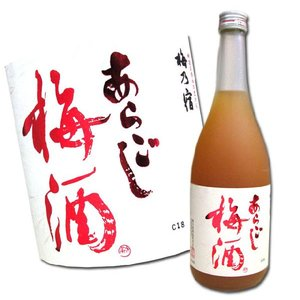 梅酒 梅乃宿 あらごし梅酒 720ml 12度 デザート梅酒 清酒ベース 濃醇甘口 梅の宿酒造 奈良県|hiroshimatsuya