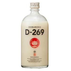 島根 奥出雲 どぶろく D-269 瓶 700ml 奥出雲酒造|hiroshimatsuya