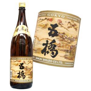山口 五橋 純米酒 28BY 1800ml 酒井酒造株式会社|hiroshimatsuya