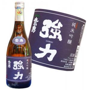 鷹勇 強力 純米吟醸 720ml 鳥取 大谷酒造|hiroshimatsuya