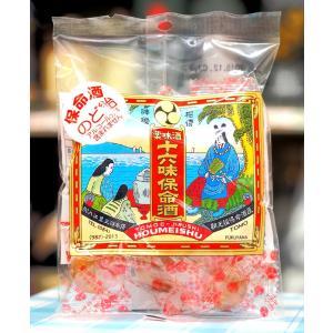 送料無料 保命酒のど飴 80g 6袋セット ゆうパケットでの発送となります。|hiroshimatsuya