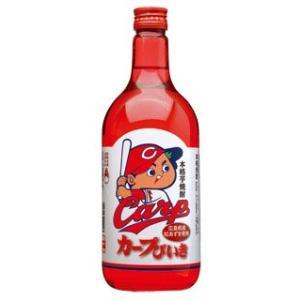 広島東洋カープ公認 本格芋焼酎 カープびいき 720ml|hiroshimatsuya