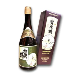 特別本醸造 広島 賀茂鶴 カモツル 賀茂鶴 超特選 特等酒 720ml