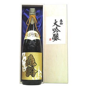 広島 亀齢 大吟醸  1800ml 広島 きれい 29BY|hiroshimatsuya