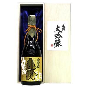 広島 亀齢 大吟醸  720ml 広島 きれい 29BY|hiroshimatsuya