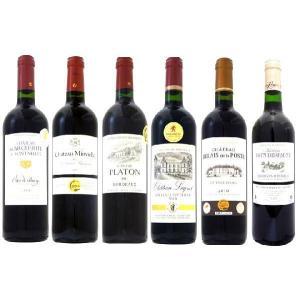 フランス ボルドー 金賞受賞 赤ワイン 6本セット あすつく|hiroshimatsuya