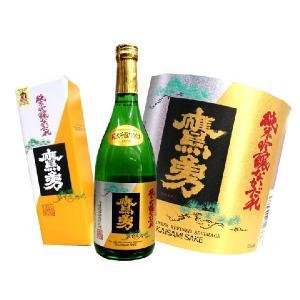 純米吟醸 鳥取 鷹勇 なかだれ 720ml|hiroshimatsuya