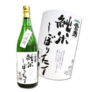 鷹勇 純米しぼりたて生酒 無濾過 1800ml 純米生酒 鳥取 大谷酒造|hiroshimatsuya