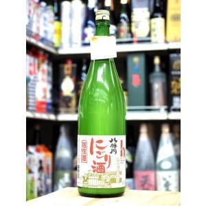 にごり酒 広島 八幡川 にごり酒 活性酒 1800ml やはたがわ|hiroshimatsuya