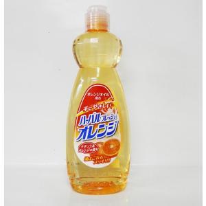 ミツエイ 食器洗剤 ハーバルフレッシュ オレンジ ナチュラルオレンジの香り 600ml×20本 送料無料|hiroshimaya-pachi